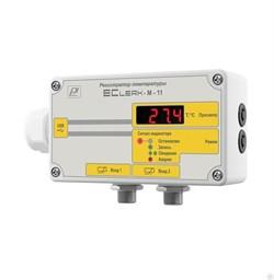 Регистратор температуры  EClerk-M-2Pt-HP - фото 4870