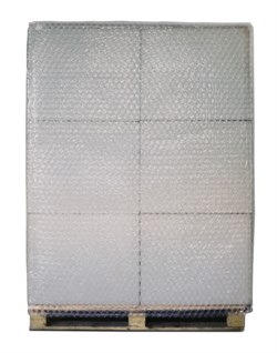 Термоизоляционная накидка для палет (прозрачная)