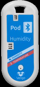 Регистратор Температуры и Влажности Verigo Pod PA2 - фото 4984