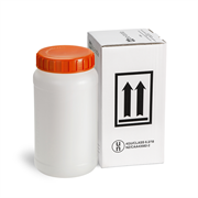 Оранжевая био-бутылка